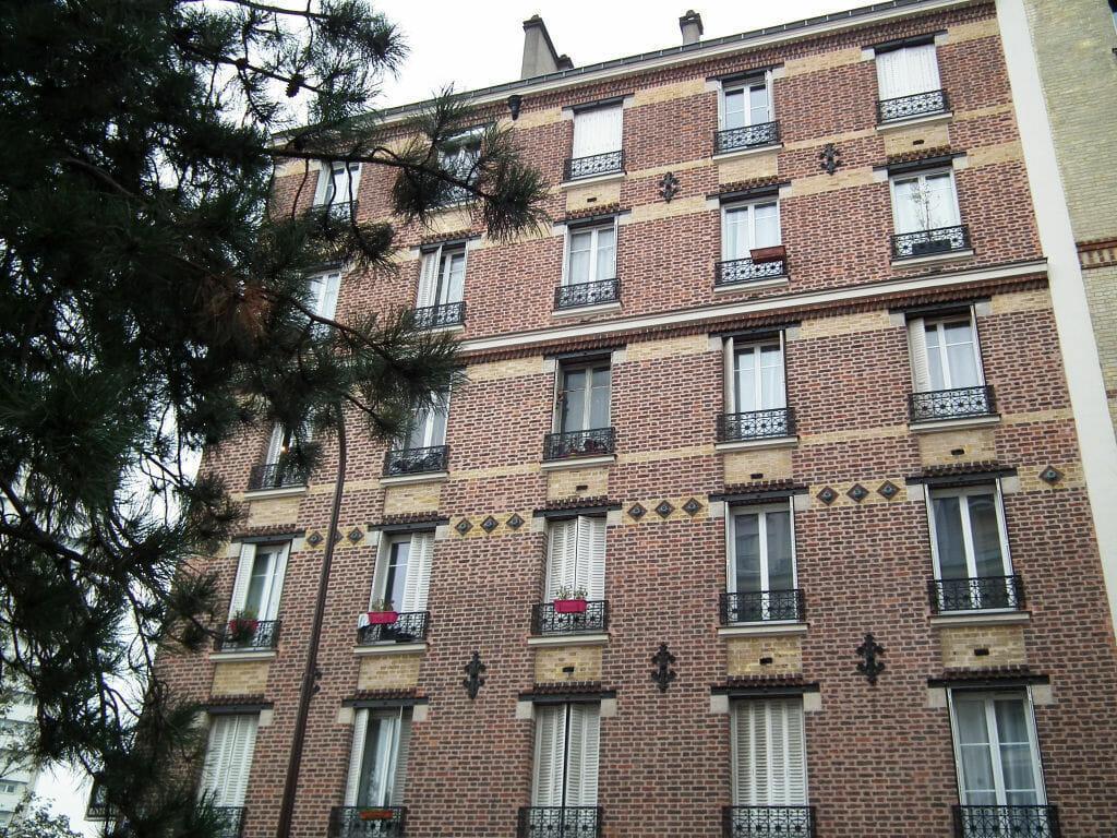 appartement location charenton le pont, dans immeuble calme à moins de 10 minutes du métro liberté