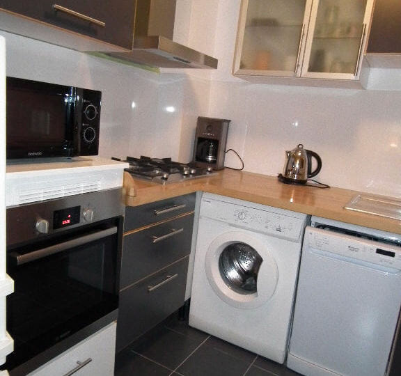 alfortville immobilier - appartement 2 pièce(s) meuble - annonce G340 - photo Im01   agence valérie immobilier