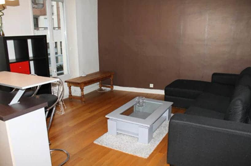 valérie immobilier - appartement 2 pieces 38m² meuble - annonce G342 - photo Im01