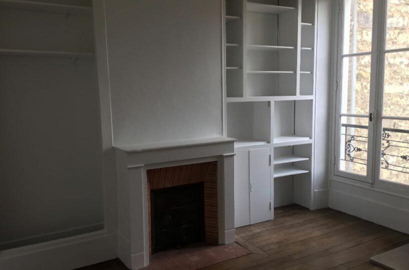 agence immobilière alfortville: appartement 2 pièces 50 m², proche métro l8 ecole vétérinaire, séjour lumineux avec parquet