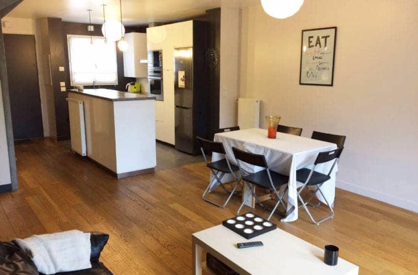 louer maison à alfortville - 4 pièces, box - meublé - annonce G350 - photo Im01 | agence valérie immobilier
