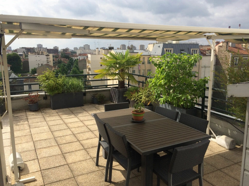 agence immobiliere alfortville - appartement 3 pièce(s) 64.13 m² - terrasse 55 m² - annonce G351 - photo Im02