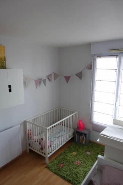 """location appartement 94: appartement 3 pièces 64 m², 1° chambre """"enfant"""" lumineuse"""
