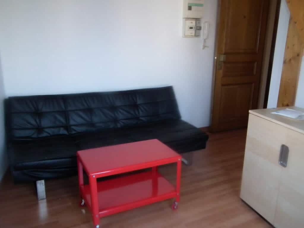 agence immobilière adresse - appartement arcueil studio 16.89 m² - 21m² au sol meublé mezzanine - annonce G366-4 - photo Im03
