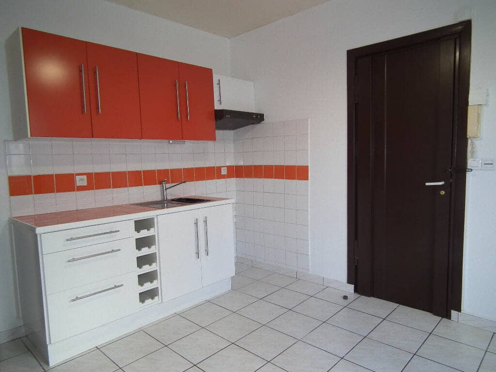 immobilier a louer: alfortville: 2 pièces 31 m², cuisine aménagée avec rangements
