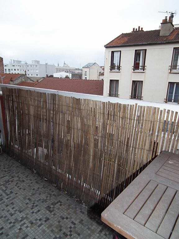 location appartement alfortville: 3 pièces 55 m², bel appartement avec balcon