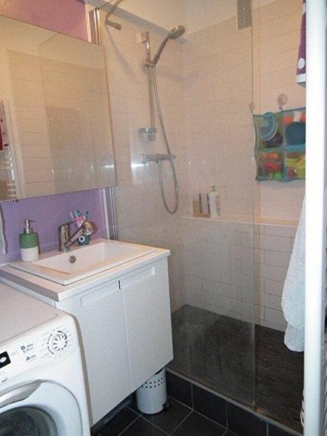 location appartement alfortville: 3 pièces, salle de bain: douche américiane, sèche serviette