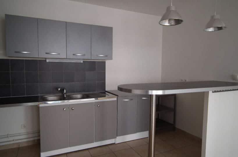 valérie immobilier - appartement 3 pièces 55.45 m² + balcon + parking - annonce G377 - photo Im03