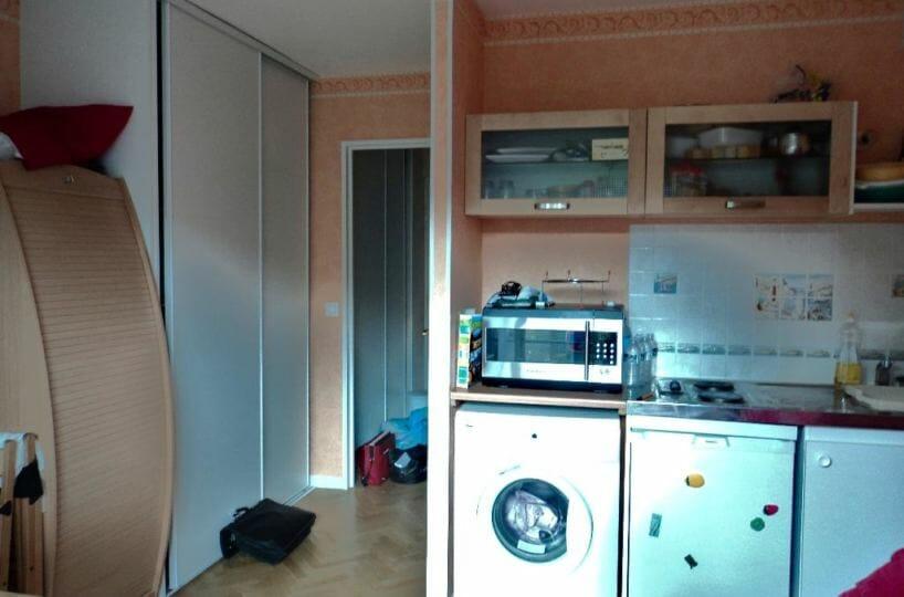 valérie immobilier - appartement meublé - 1 pièce - 20.59 m² - annonce g150 - photo Im03