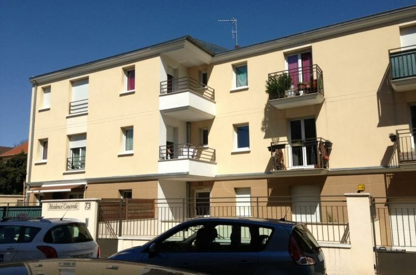agence immo alfortville - appartement 2 pièce(s) 38,20 m² - annonce g166 - photo Im01