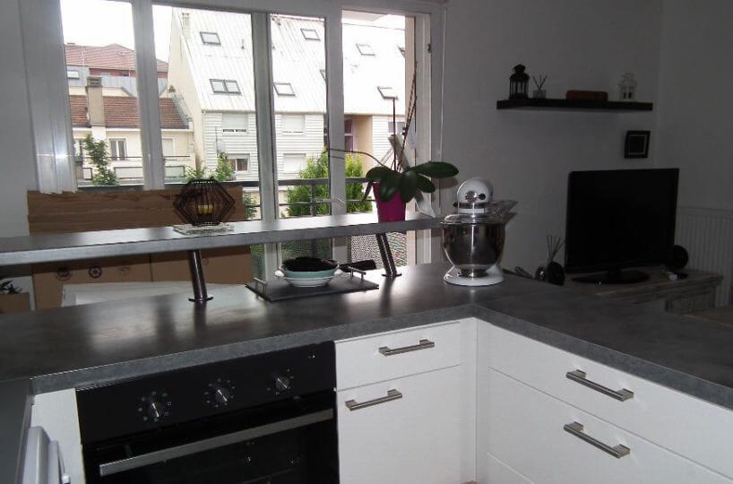 agence immobiliere 94 - appartement duplex 3 pièce(s) 68.37 m² jardin double parking - annonce g503 - photo Im02