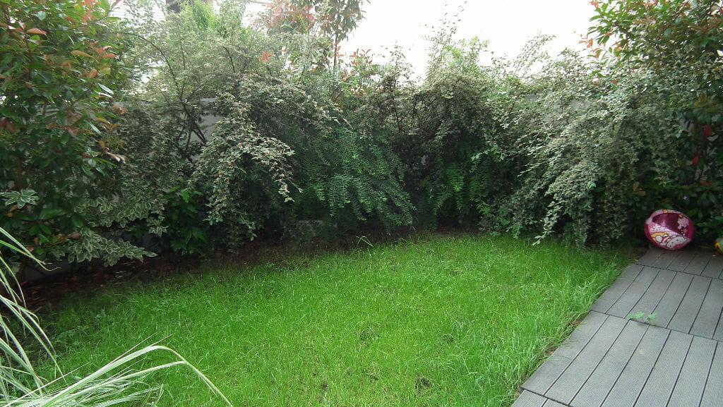 immo alfortville: duplex 3 pièces, 1° étage, rez de jardin donnant sur jardin privatif