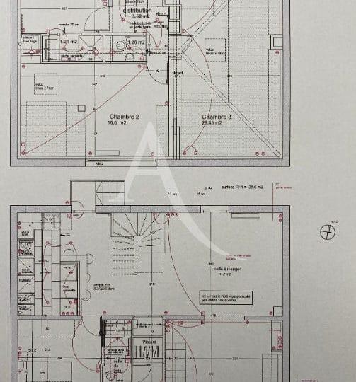 vente maison maisons-alfort - a vendre à 5 pièces 110 m² - annonce 2859 - photo Im02