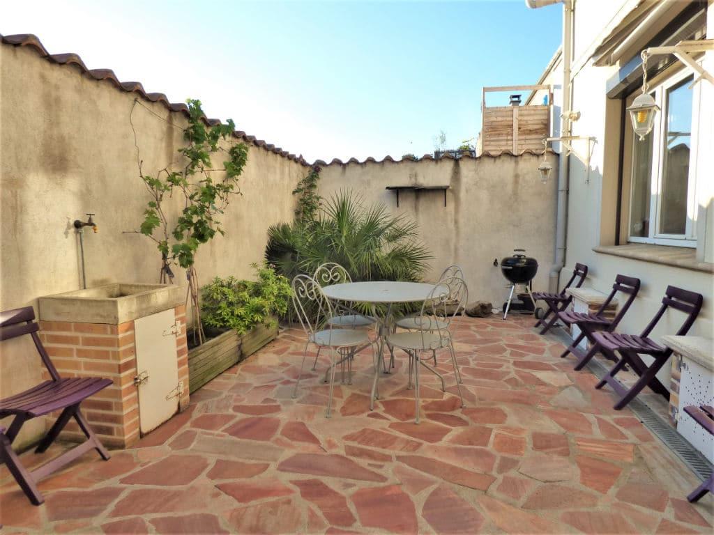 quartiers maisons alfort, centre ville, rer d à 5 minutes, maison 5 pièces 102 m² avec terrasse
