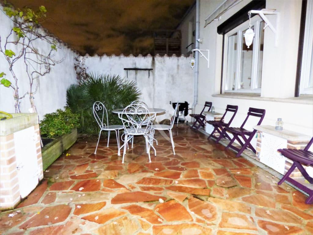 vente maison à maisons-alfort: maison 5 pièces 102 m², grande terrasse (115 m² de terrain)