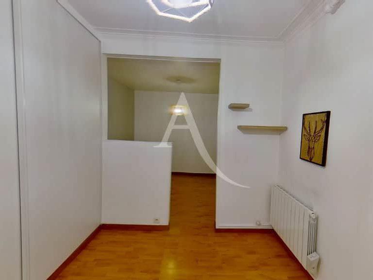 appartement charenton le pont: 2 pièces 28 m², espace nuit séparé, rangements