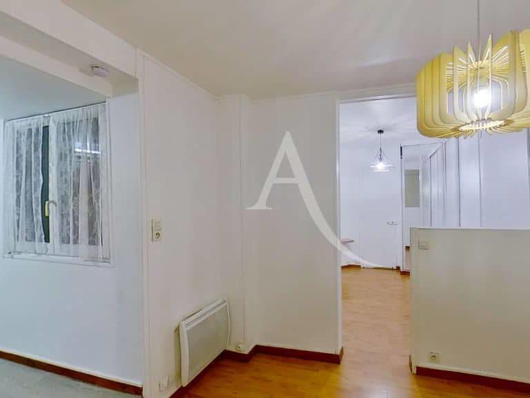 l'adresse charenton: appartement 2 pièces 28 m², espace nuit séparé