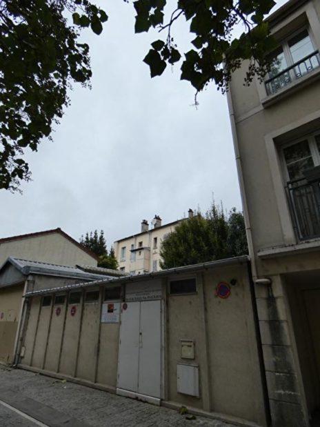 maison alfort stade: local professionnel 60 m², plein pied, extérieur 20 m², terrasse