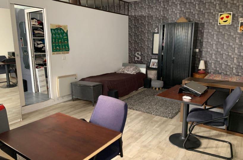 immo maisons alfort - 190 m² - chambre / bureau