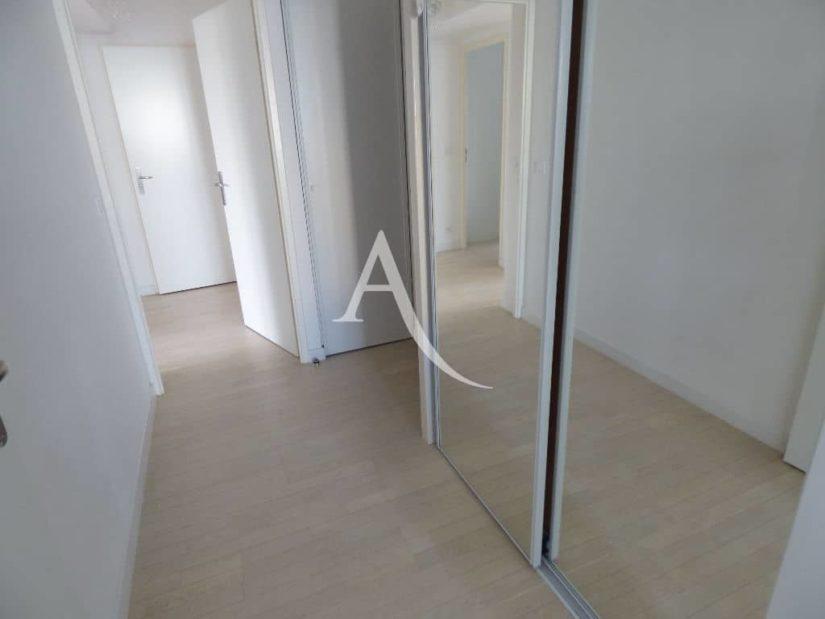 achat appartement maison alfort, 3 pièces 68 m², ref.3107, couloir d'accès aux chambres