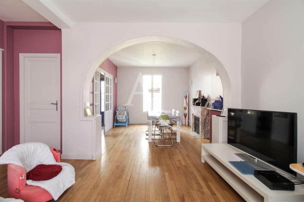 valérie immobilier - maison 7 pièces 180 m² vitry sur seine - annonce 3108 - photo Im02