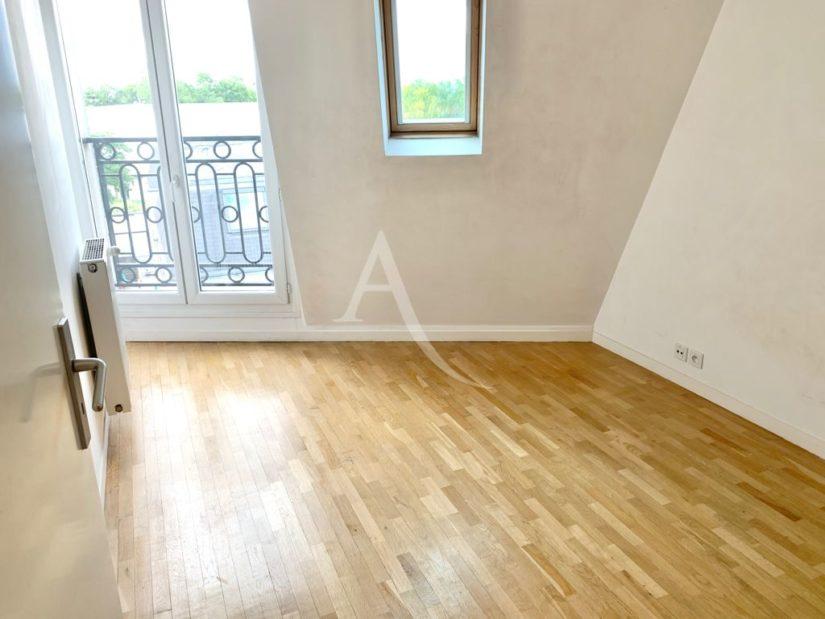 appartement à vendre à maisons alfort: 4 pièces 84 m², 1° chambre à coucher avec parquet