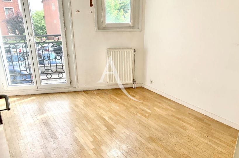 appartement à vendre à maisons-alfort - 4 pièces 84 m² une des trois chambres