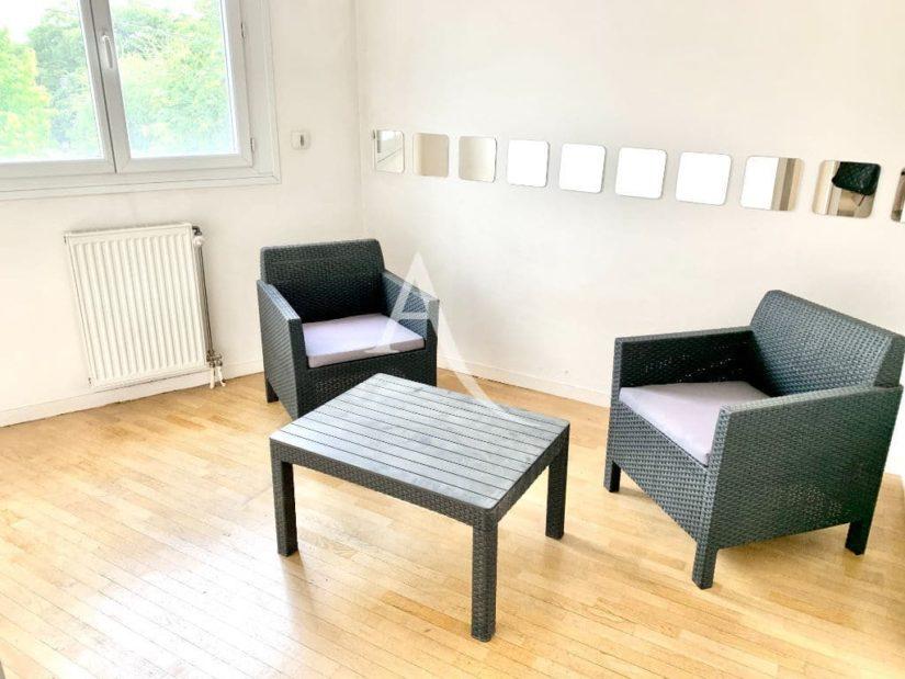 vente appartement maison alfort, 4 pièces 84 m², troisième chambre sur jardin