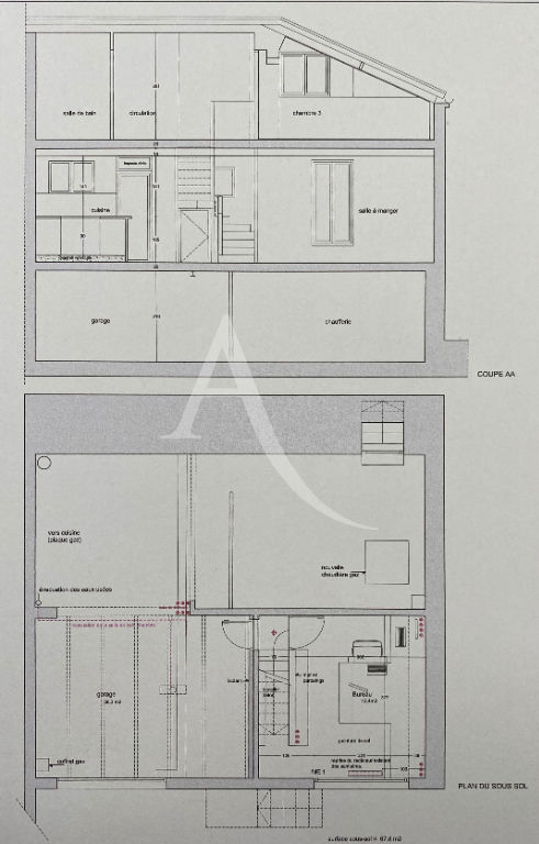 maison à vendre maisons-alfort - a vendre à 5 pièces 110 m² - annonce cht2859 - photo Im01