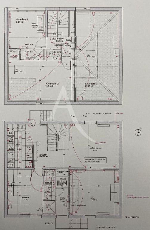 adresse valerie immobilier - a vendre maison à 5 pièces 110 m² - annonce cht2859 - photo Im02