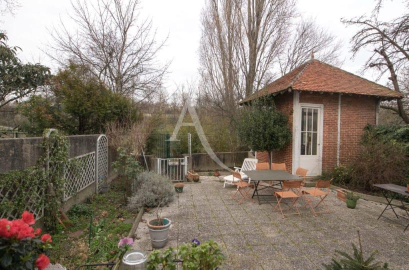 valerie immobilier maisons-alfort - a vendre à 5 pièces 110 m² - annonce cht2859 - photo Im11