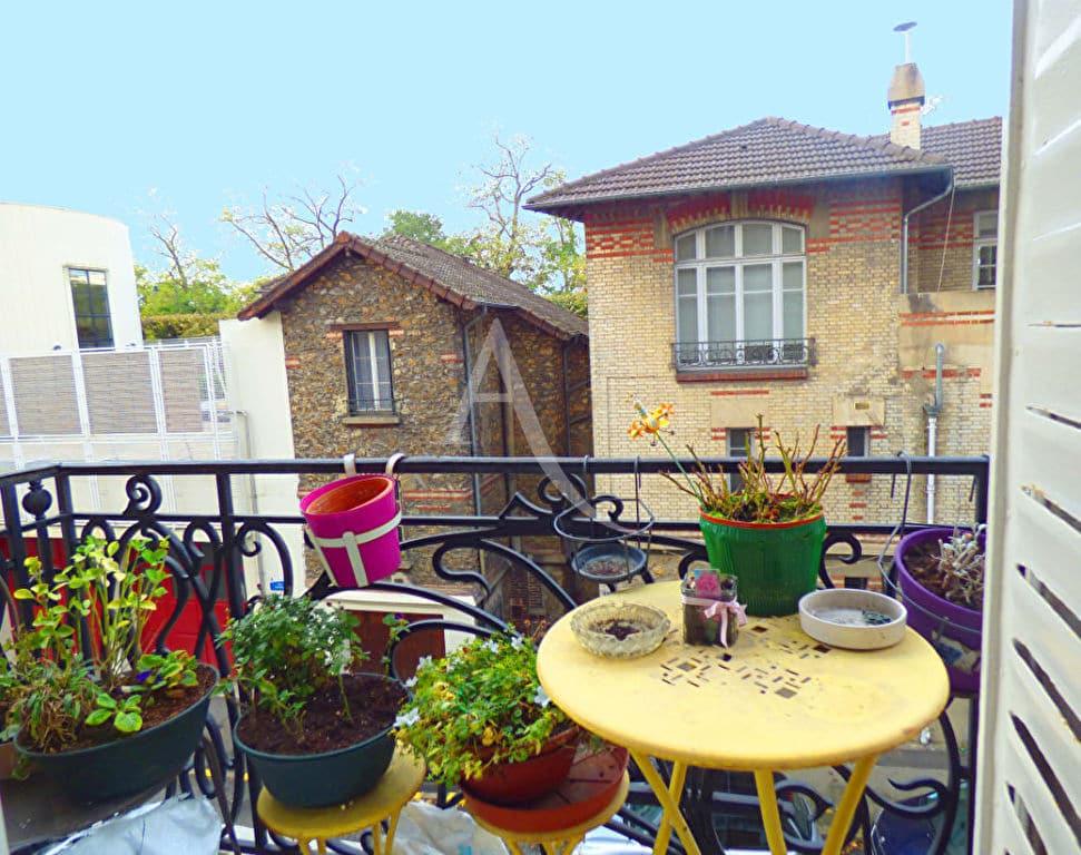 appartement à vendre maisons-alfort: 3 pièces 53 m², détente sur le balcon