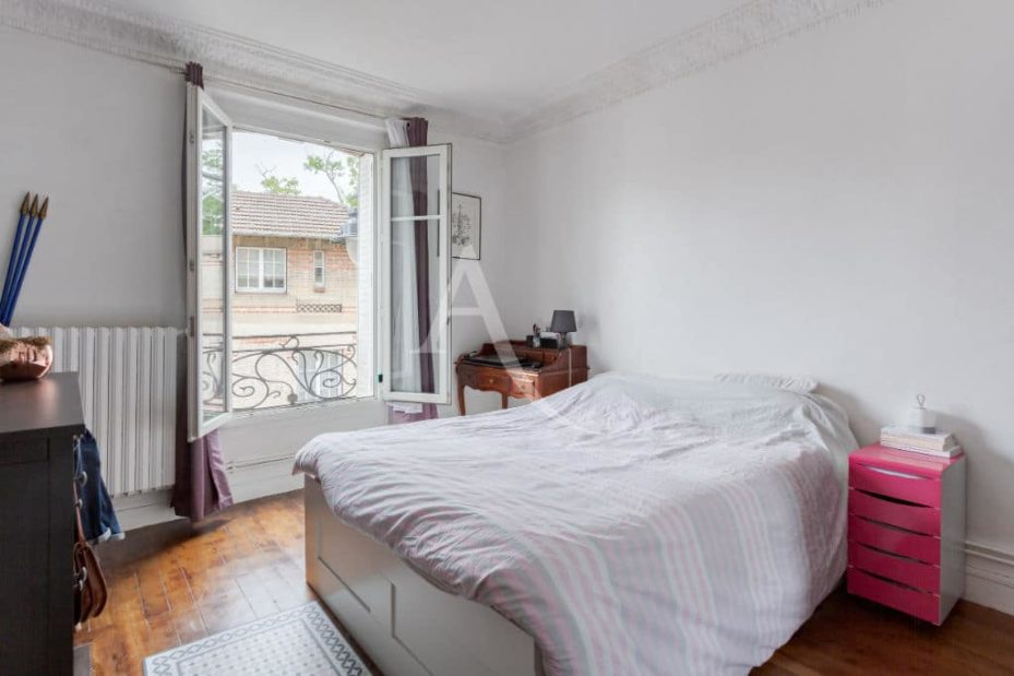 estimer appartement maisons-alfort: 3 pièces, chambre à coucher, moulures au plafond