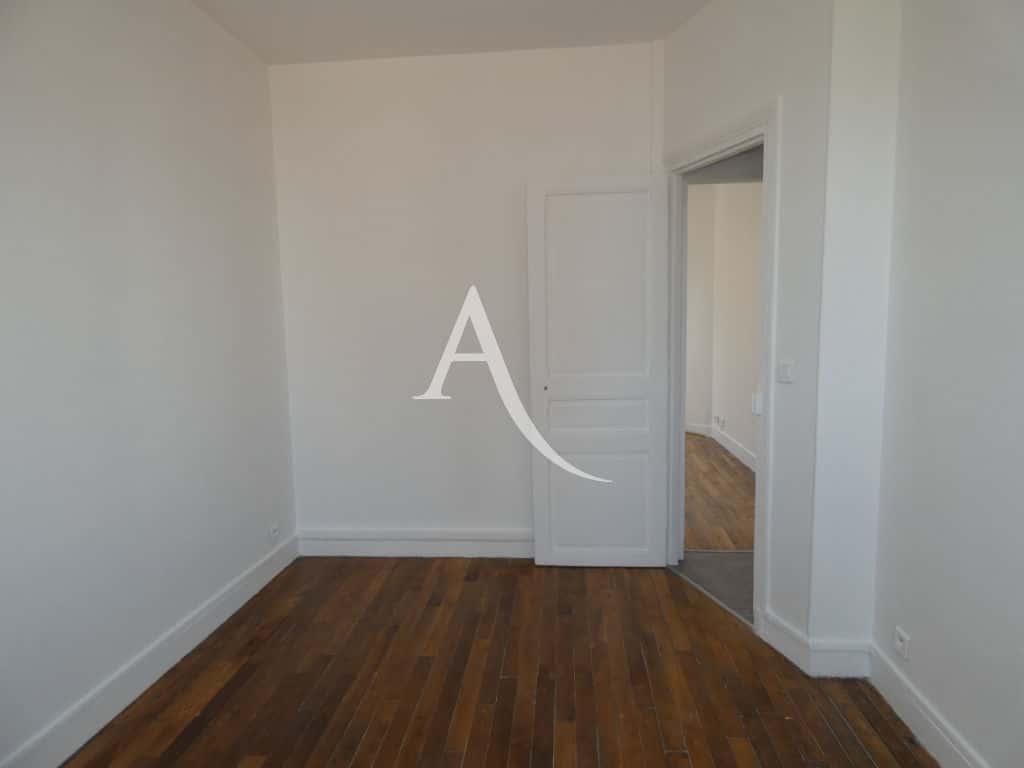 immo alfortville - appartement 2 pièces 30 m² - une des chambres