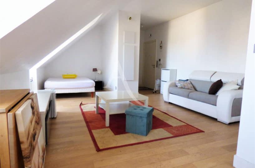 immobilier a maisons alfort: à louer, studio meublé 29 m², centre ville