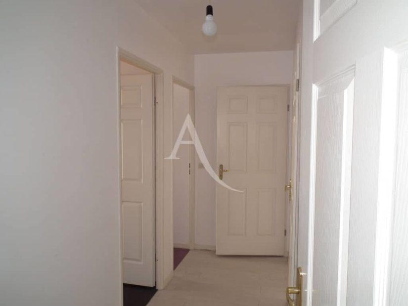 agence immobiliere alfortville - appartement 3 pièces 62 m²,  hall d'entrée accès aux chambres