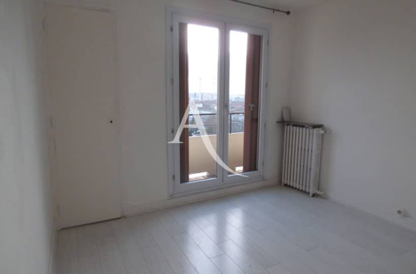 immobilier a maisons alfort: appartement 3 pièces 71 m², chambre avec balcon