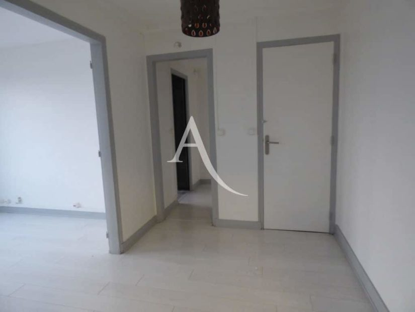 maison alfort appartement: 3 pièces 71 m², entrée donnant au double séjour