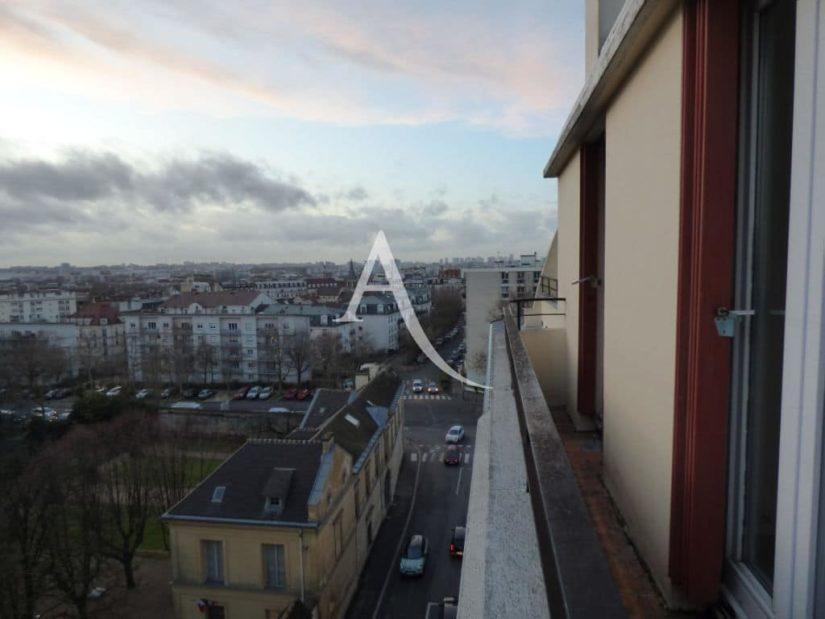 direct immobilier maisons alfort:  3 pièces 71 m², balcon, vue du 7° et dernier étage