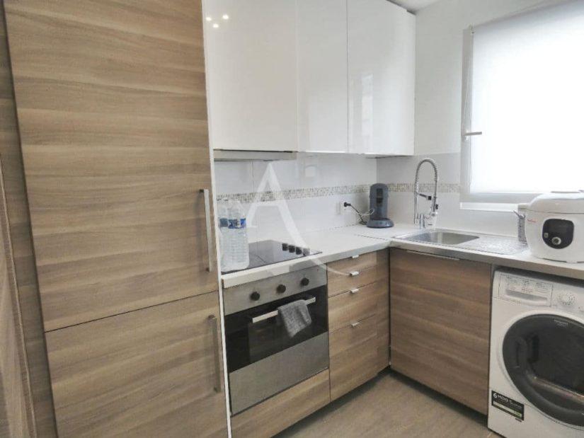 appartement a vendre alfortville: 3 pièces 68 m², cuisine américaine ouverte sur séjour