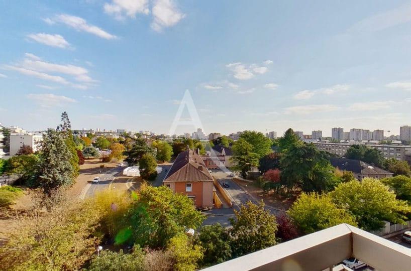 agence immobilière val de marne: appartement 4 pièces 95 m² - 5e étage - cave et parking