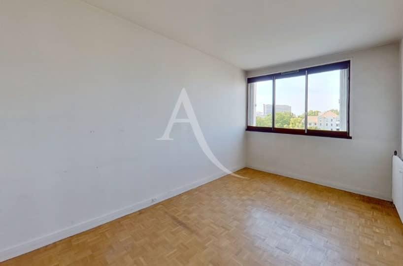 site vente appartement, 4 pièces 95 m² - dernier étage, seconde chambre avec placards intégrés