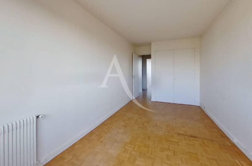achat vente appartement, 4 pièces 95 m², seconde chambre avec grand placard intégré