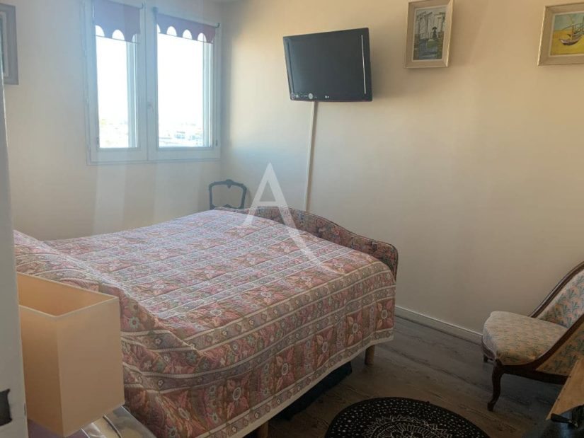 vente appartement charenton le pont, 4 pièces 84 m², chambre à coucher n°1