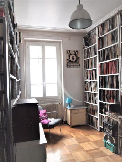 immo valerie, 4 pièces 69 m², séjour 16,02 m² avec grande fenêtre et rangements