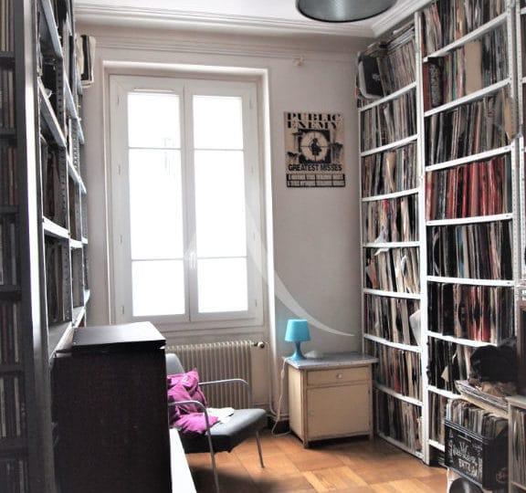 point de vente immobilier - appartement paris 20e, 4 pièces 69 m², ref.3195, 3 chambres