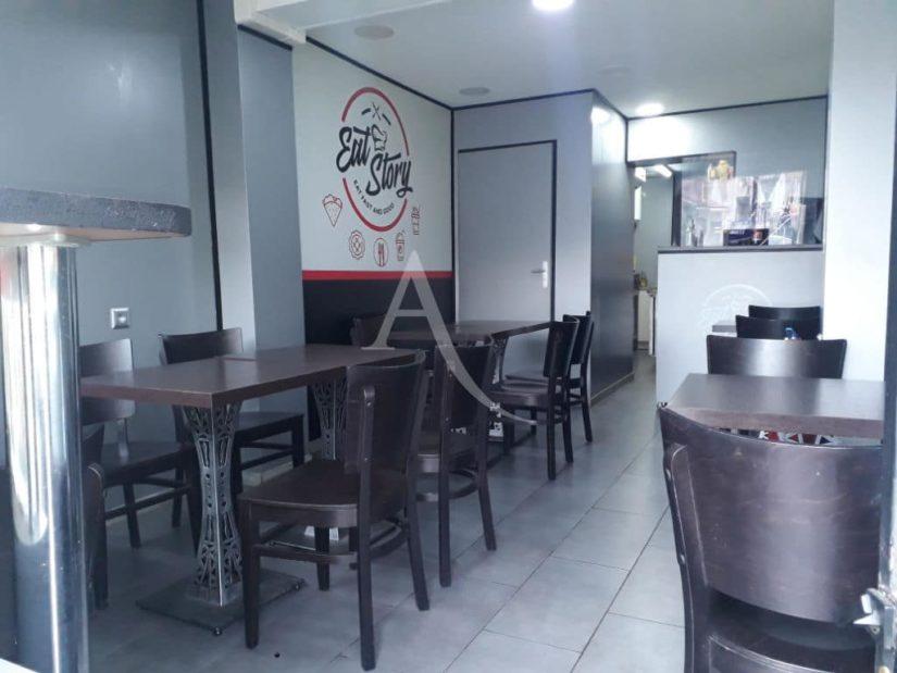 agence immobilière alfortville:  vend local professionnel / commercial 42 m², aperçu de la salle principale