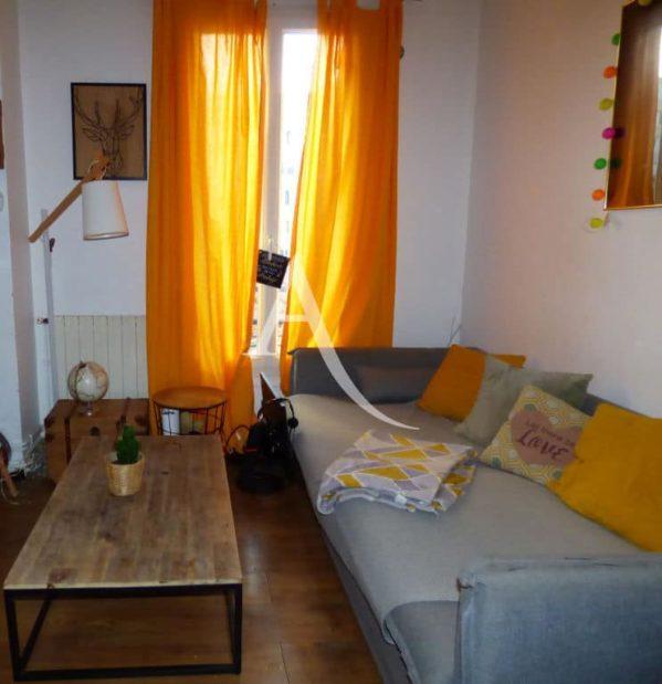 immo alfortville: appartement 2 pièces 30 m²,