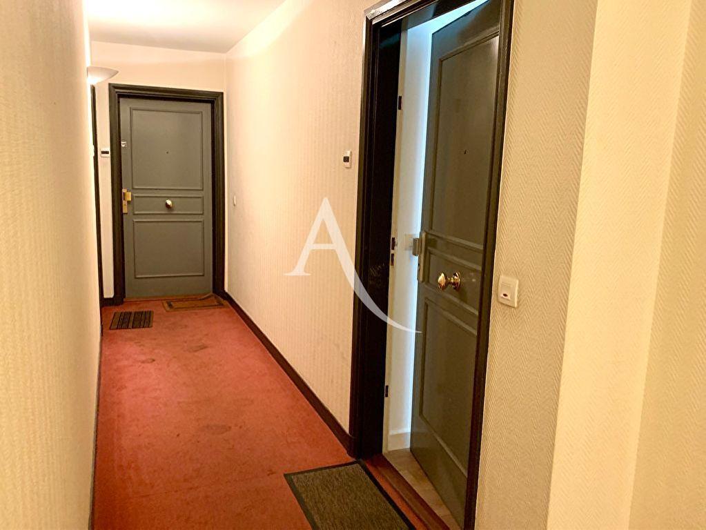agence d immobilier - appartement ivry-sur-seine 2 pièces 43 m² à vendre - palier avec accès ascenseur