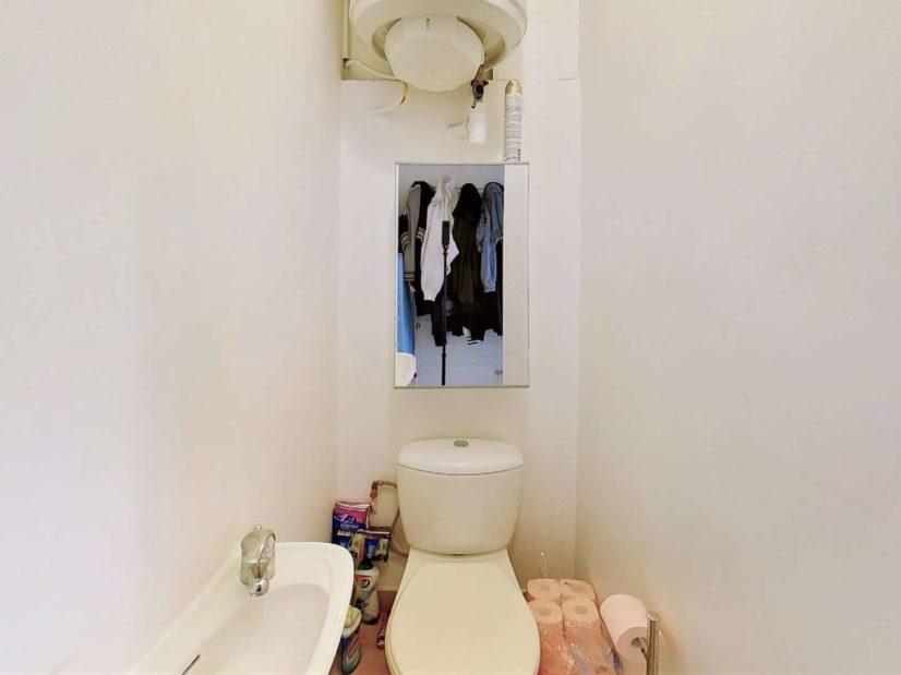 l'adresse valerie immobilier: maison 3 pièces 55 m², wc séparé au rez de chaussée